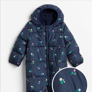 Gap Factory Babies' Baby Puffer One-Piece
